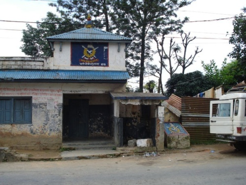 From Nepal, where Rajneesh Bhandari reports that about 1,000 police stations were damaged during the 10-plus year Maoist conflict. The Home Ministry tells Bhandari that the fiscal crisis has severely hampered rebuilding efforts.